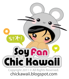 Soy Fan Chic Kawaii