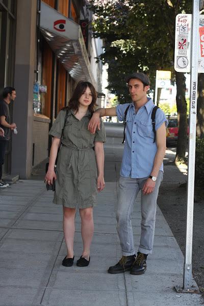 Seattle Street Style Doc Martens