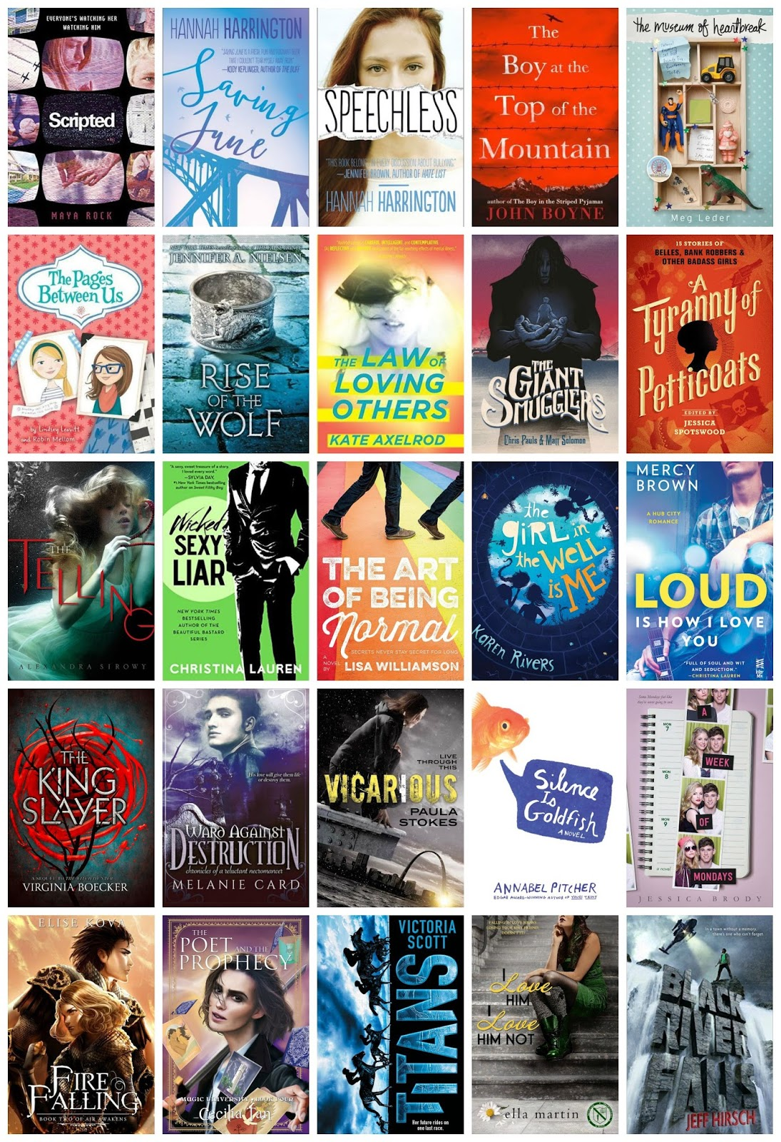 christina reads ya christina makes the bookish rounds  you can see the majority of cover reveals from these past two months in this other post