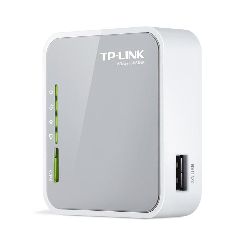 Review TP-LINK TL-MR3020