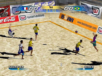 Pro Beach Soccer Screenshots 2