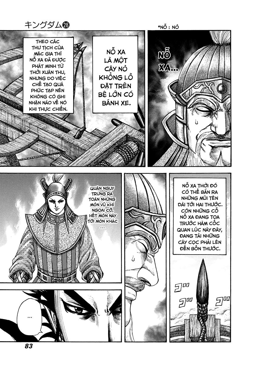 Kingdom – Vương Giả Thiên Hạ (Tổng Hợp) chap 299 page 9 - IZTruyenTranh.com