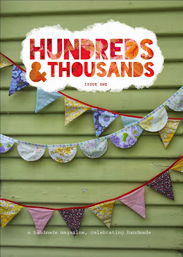 Buy the latest issue of Hundreds and Thousands Magazine!