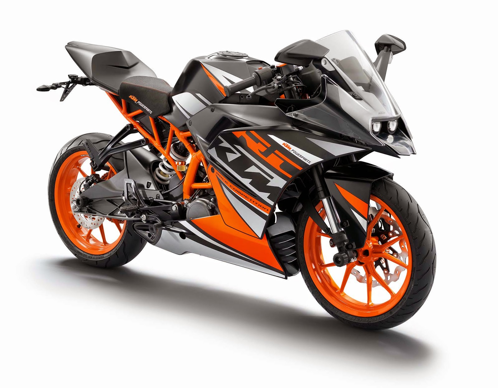 KTM Cheapest And Best MotorBike Ever KTM RC125