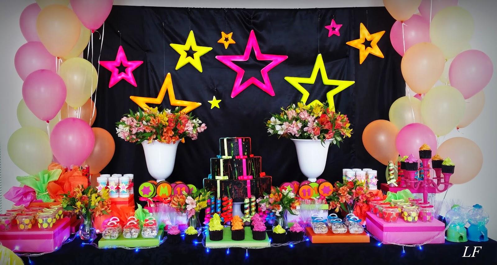 decoracao festa balada infantil:Loren Festa : Festa Balada Teen