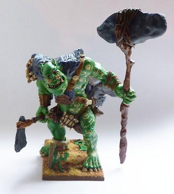 Papo Orc conversion
