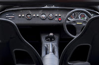 Caterham Seven Superlight Twenty (2015) Dashboard