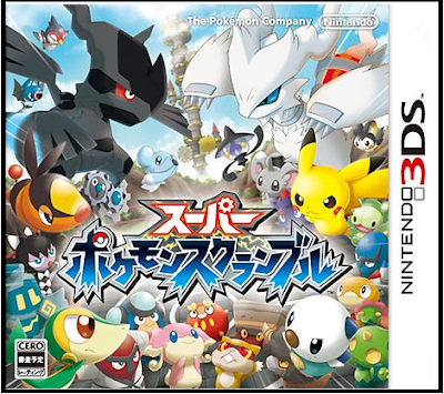 Atraso no lançamento do novo jogo super Pokémon Scramble Pokplus