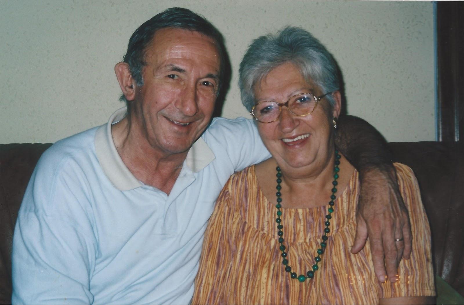 Daniel Arenas Y Su Esposa A su futura esposa.