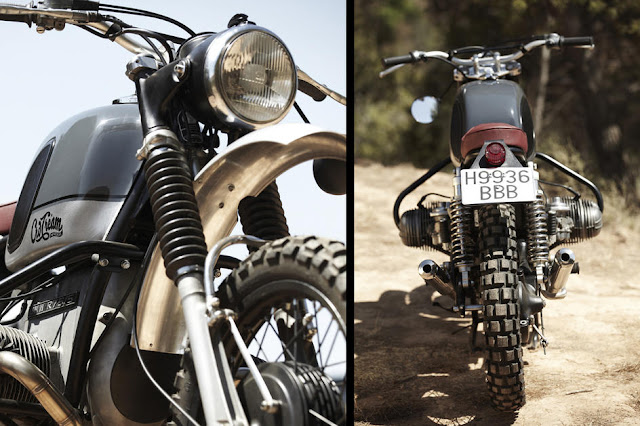 """BMW Cafe Racer 