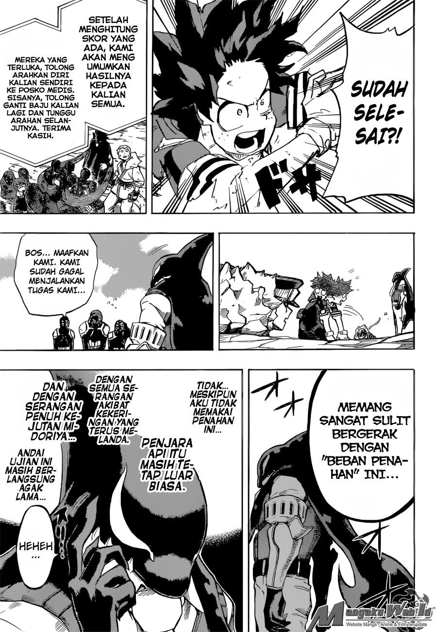 Boku no Hero Academia Chapter 113-13