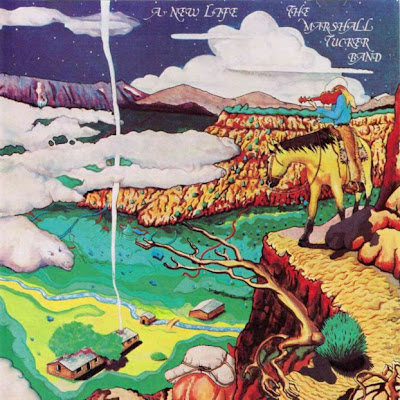 The Marshall Tucker Band - A New Life 1974 (USA, Southern Rock, Country Rock)