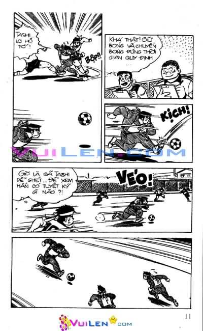 Jindodinho - Đường Dẫn Đến Khung Thành III  Tập 11 page 11 Congtruyen24h
