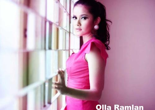 foto gambar Olla Ramlan Artis Indonesia dengan Tubuh Terindah