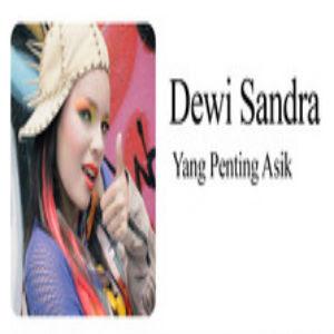 Dewi Sandra - Yang Penting Asik