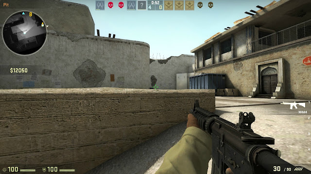 Counter Strike Global Affensive