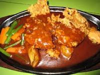 resep-cara-membuat-Steak-Ayam-saus-Asam-Pedas