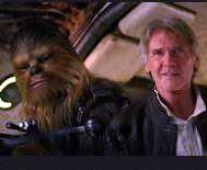 CENTERPLEX - SERRAMAR Apresenta em Lançamento: Star Wars: Episódio VII – O Despertar da Força