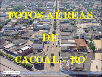 FOTOS AÉREA DE CACOAL