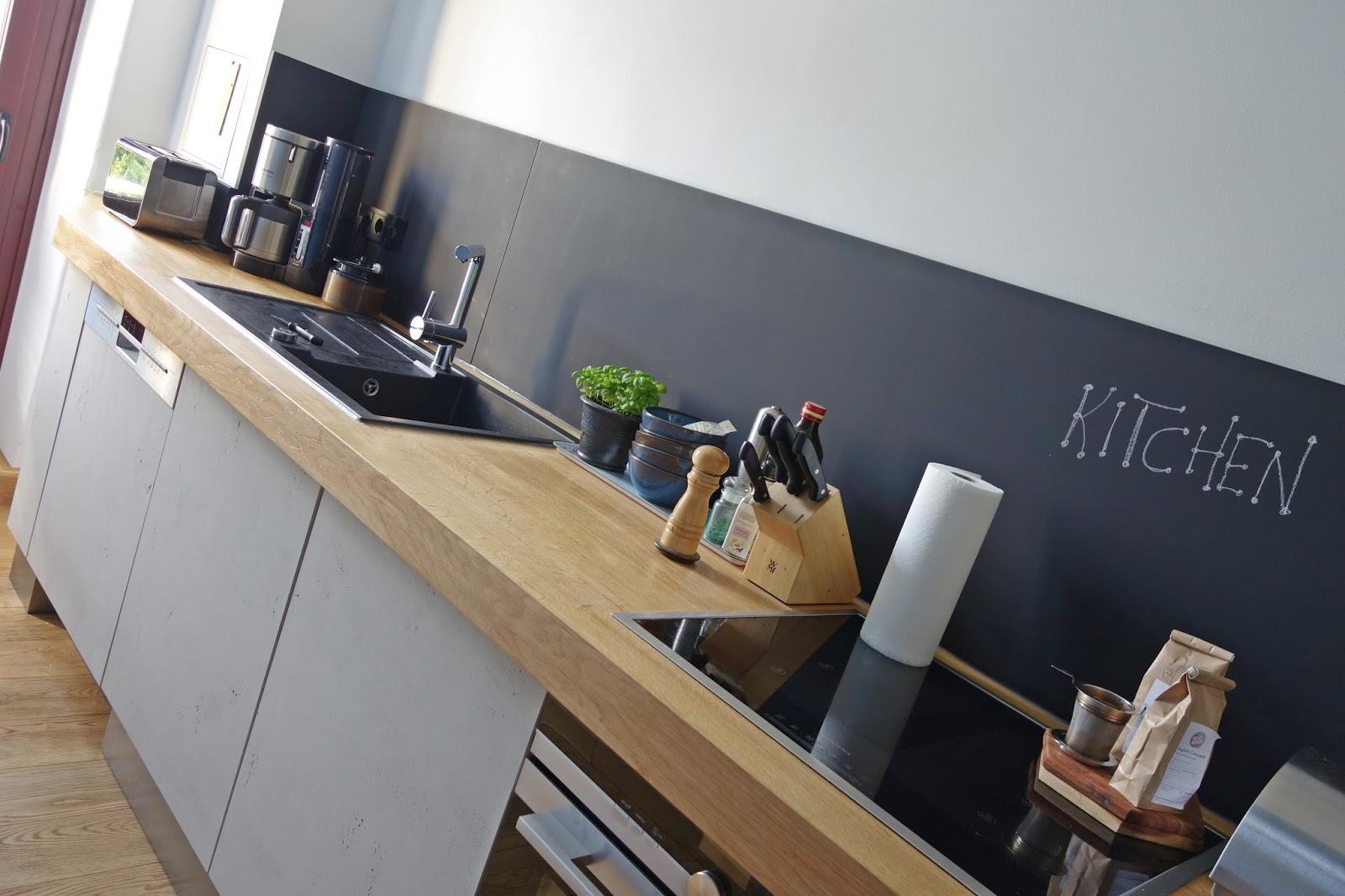 madolescent liebt ...: erste Kücheneinblicke