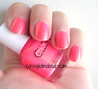 NOTD: Peach, Love & Polish - Color Club