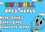 Gumball Bros World