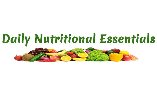 Image: Daily Nutritional Essentials