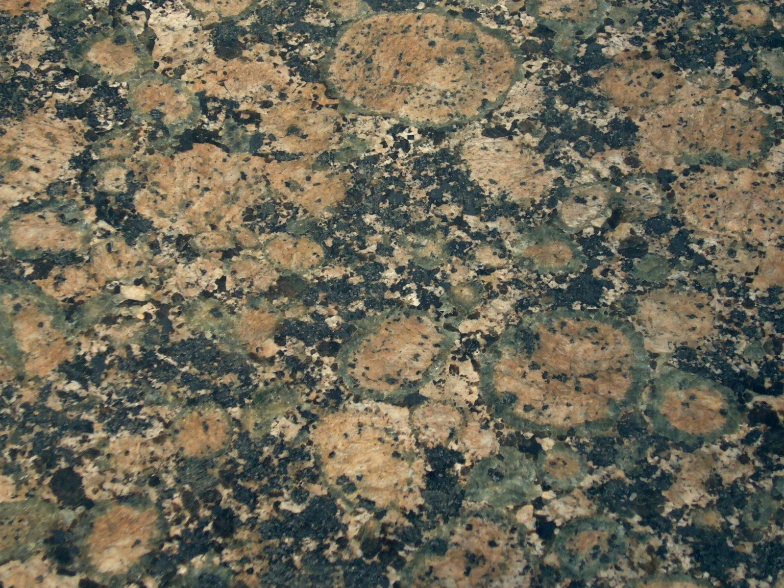 Golden Granite Colors