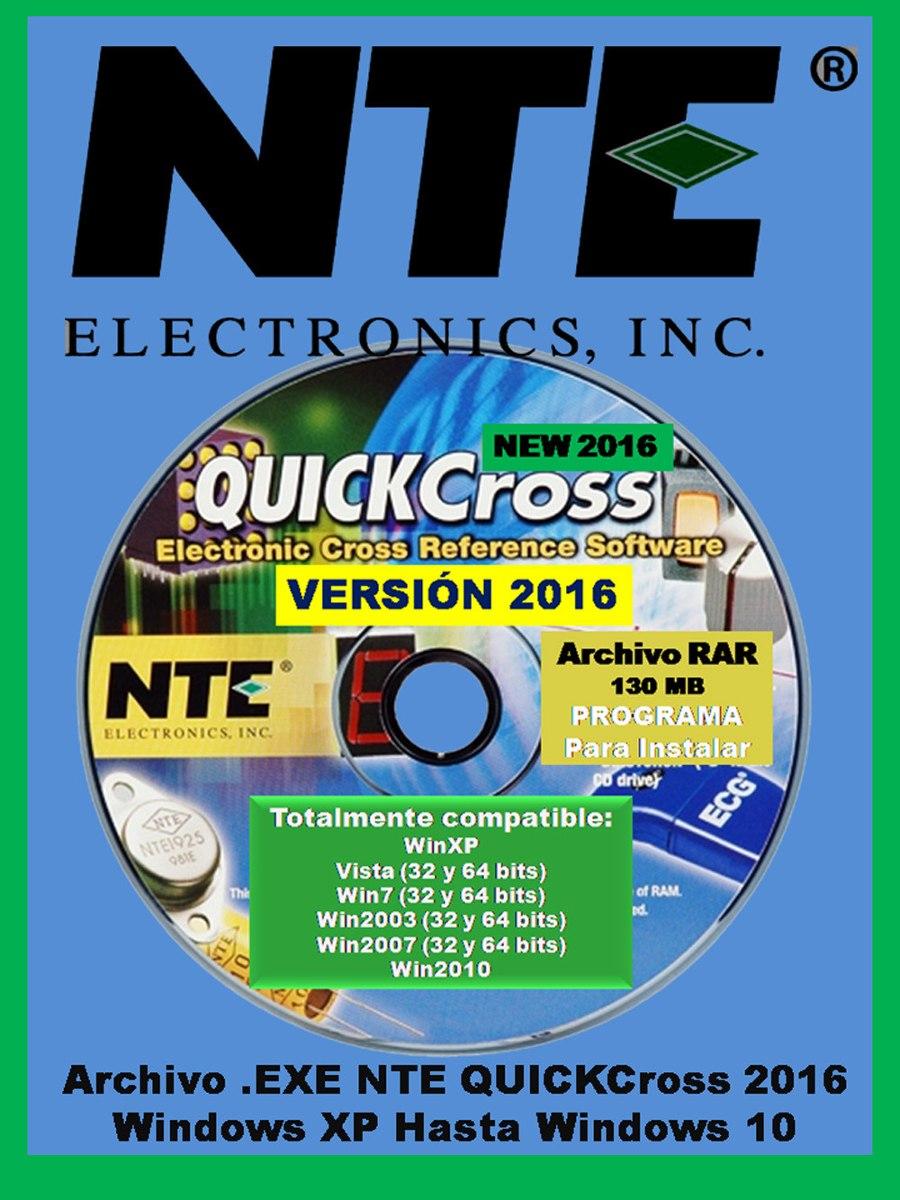 Guía De Reemplazos Electrónicos Nte 2016
