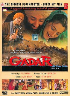 Gadar (2001) Movie Download HD Mp4 Avi