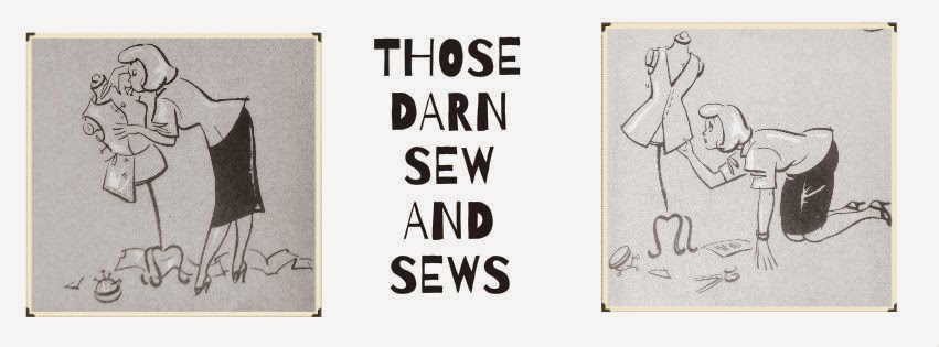 Those Darn Sew & Sews