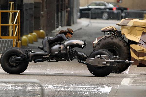 Бэтмена мотоцикл своими руками