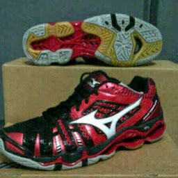 READY STOCK MIZUNO WAVE TORNADO 8 REPLIKA