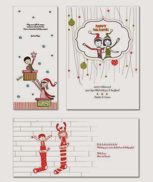 Romantic Christmas Cards For Boyfriends 2013