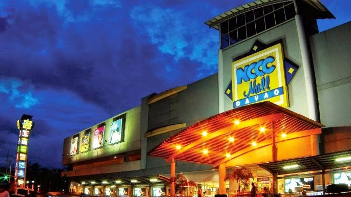 Davao City's Home-grown NCCC Mall Building Davao Region Philippines
