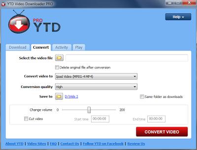 Afficher le tube downloader pro