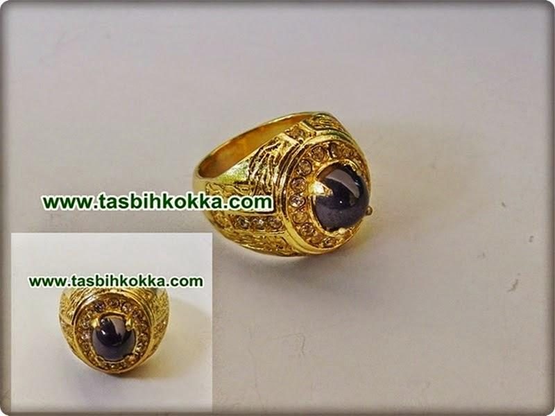 Cincin Blue Saphire