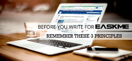 3 Best Practices To Follow Before You Write for eAskme