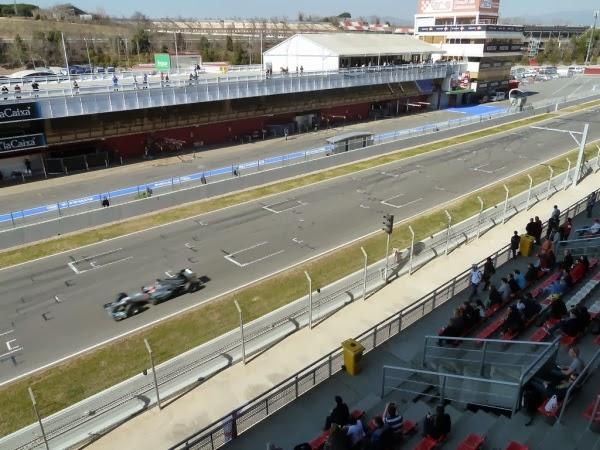 Wyścigi Barcelona