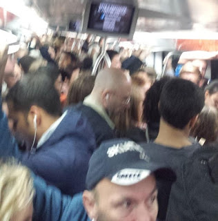 Dentro la Metro A - Atac