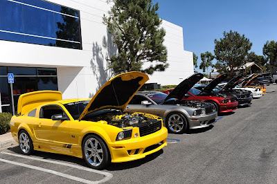 saleen open house 2012