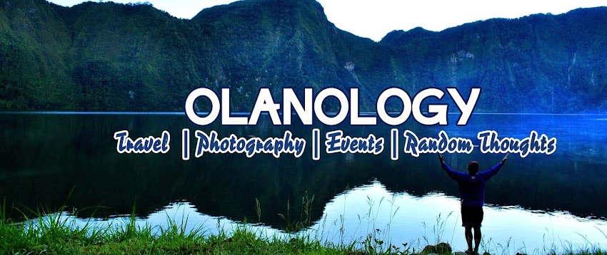 OLANOLOGY: Chronicling Life's Events