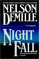 Book cover of Night Fall by Nelson DeMille