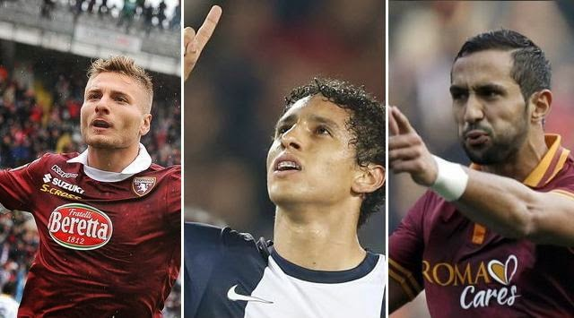 ثلاثة لاعبين يريد برشلونة التعاقد معهم