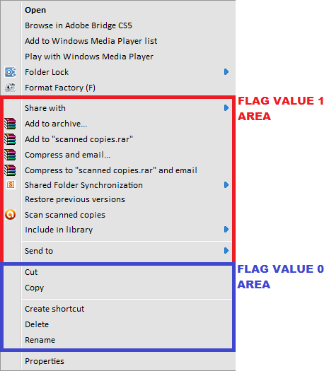 how to set flag value in javascript