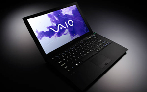 Sony VAIO Z ultra tenuis laptop +Review