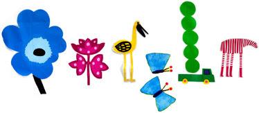 Google Primavera Doodle