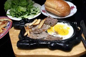 Vietnamese Beef Steak - Bò bít tết