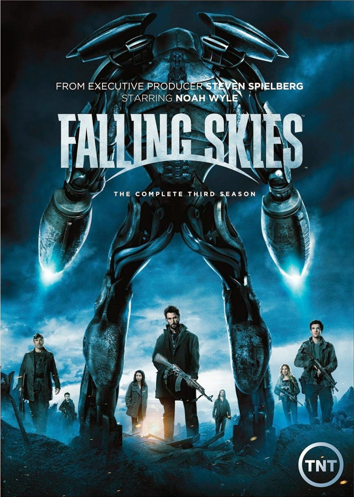 Falling Skies Temporada 4 Audio Español