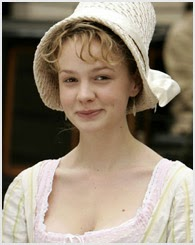 Carey Mulligan as Isabella Thorpe - Northanger Abbey 2007